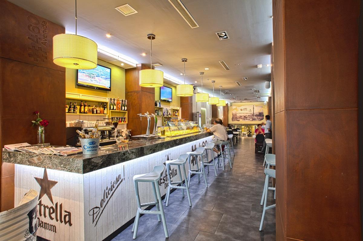 Dise o de interiores en barcelona ac2 bcn - Diseno interior barcelona ...