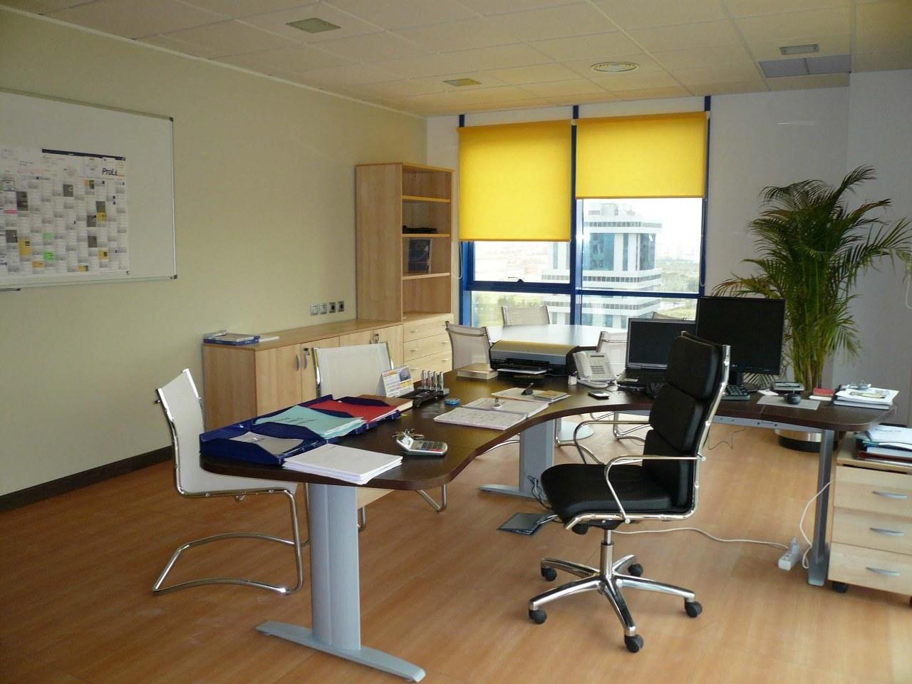 Sevilla oficinas proleit ac2bcn estudio de for Oficinas bankinter sevilla
