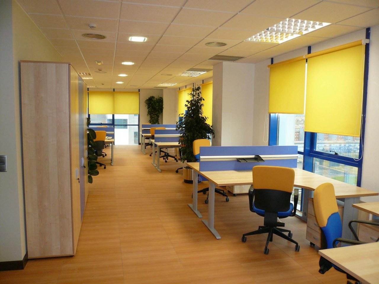 Sevilla oficinas proleit ac2bcn estudio de - Estudios de arquitectura en sevilla ...