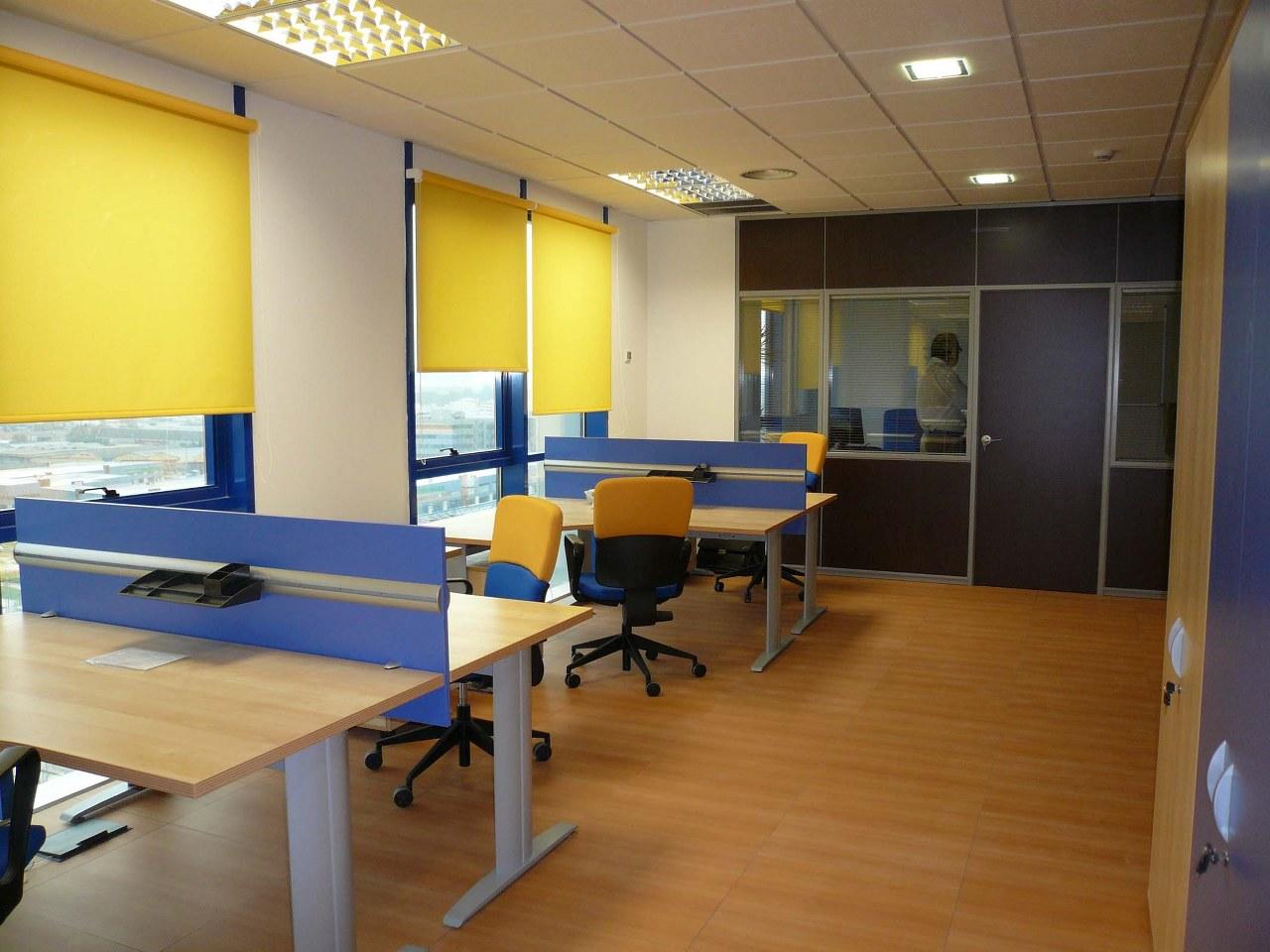 Sevilla oficinas proleit ac2bcn estudio de arquitectura interior - Estudios de arquitectura sevilla ...